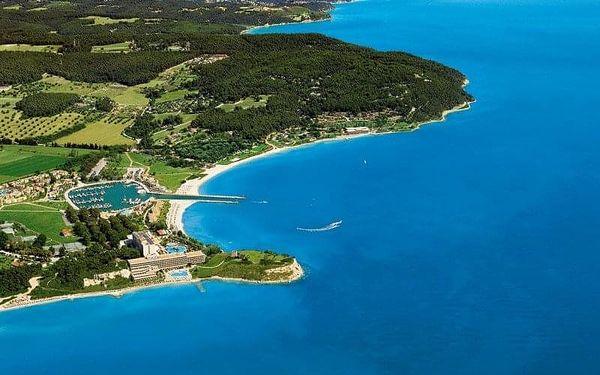 Sani Dunes Hotel, Chalkidiki, Řecko, Chalkidiki, letecky, polopenze3