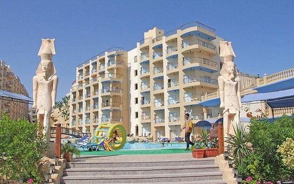 Hotel Sphinx Aqua Park Beach Resort, Hurghada, Egypt, Hurghada, letecky, all inclusive4