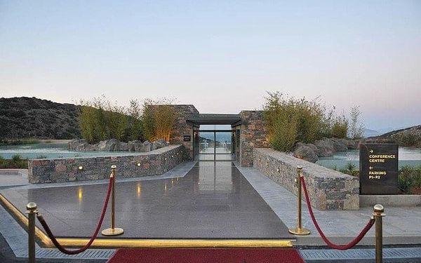 Daios Cove Luxury hotel, Kréta, Řecko, Kréta, letecky, polopenze2