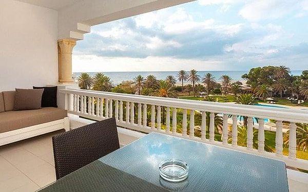 HOTEL BLUE OCEANA SUITES, Hammamet, Tunisko, Hammamet, letecky, ultra all inclusive2