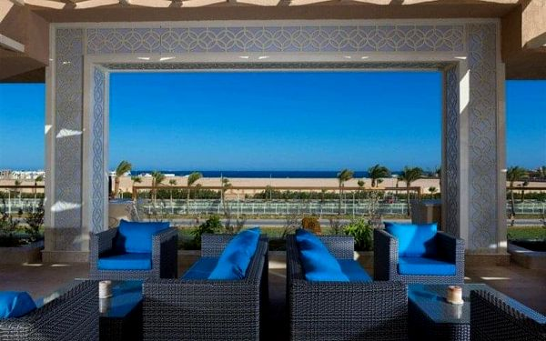 Aqua Vista Resort, Hurghada, Egypt, Hurghada, letecky, all inclusive2