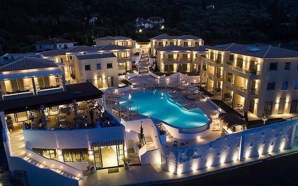 Hotel Crystal Waters, Lefkada, Řecko, Lefkada, letecky, snídaně v ceně2