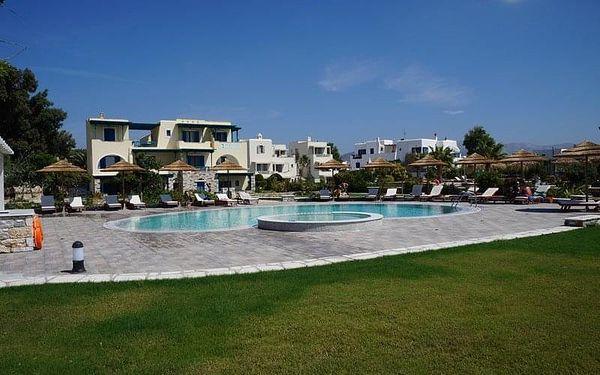 Paradiso, Naxos, Řecko, Naxos, letecky, snídaně v ceně2