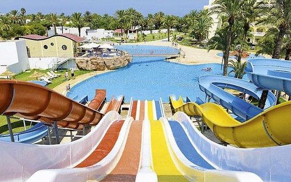 HOTEL ONE RESORT JOCKEY & AQUAPARK, Monastir, Tunisko, Monastir, letecky, all inclusive2