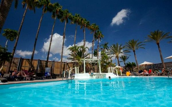 ABORA CONTINENTAL BY LOPESAN HOTELS, Gran Canaria, Kanárské ostrovy, Gran Canaria, letecky, all inclusive2