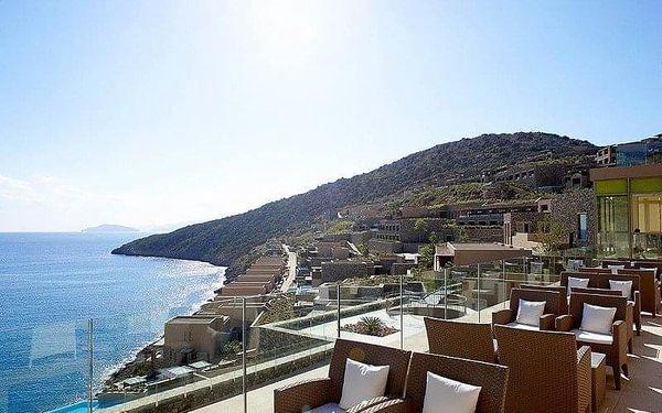 Daios Cove Luxury hotel, Kréta, Řecko, Kréta, letecky, polopenze3