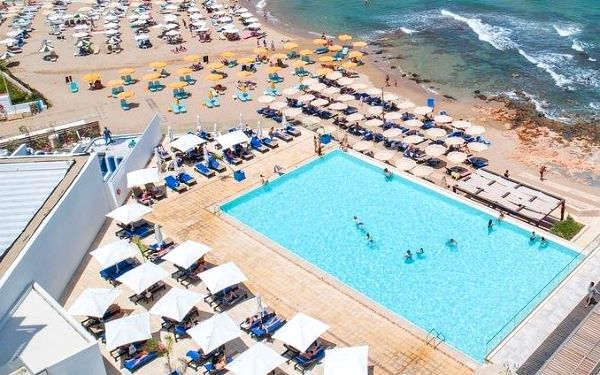 I Resort Beach & SPA, Kréta, Řecko, Kréta, letecky, polopenze3
