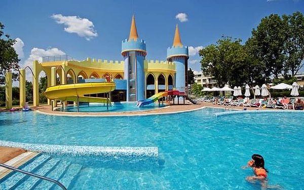 HOTEL SOL NESSEBAR BAY & MARE, Nesebar, Bulharsko, Nesebar, letecky, all inclusive5