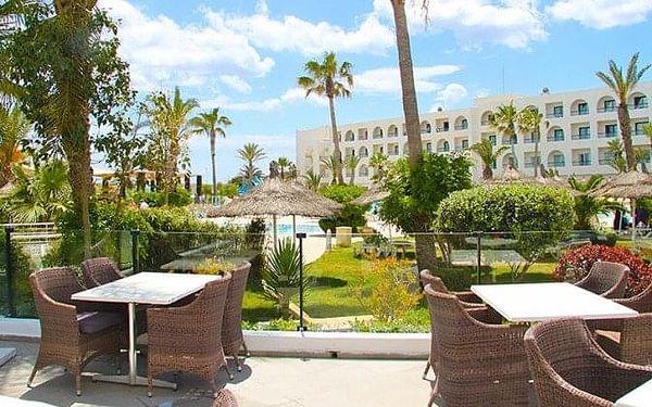 HOTEL VINCCI NOZHA BEACH, Hammamet, Tunisko, Hammamet, letecky, all inclusive2