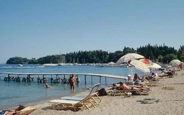 Ipsos Beach, Korfu, Řecko, Korfu, letecky, snídaně v ceně3