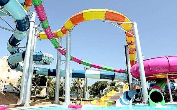 HOTEL LTI MAHDIA BEACH & AQUAPARK, Mahdia, Tunisko, Mahdia, letecky, all inclusive2
