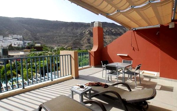 CORDIAL MOGAN VALLE, Gran Canaria, Kanárské ostrovy, Gran Canaria, letecky, snídaně v ceně3
