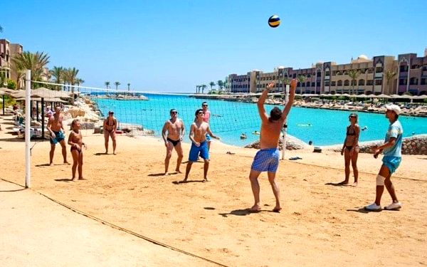 SUNNY DAYS RESORT SPA AND AQUAPARK, Hurghada, Egypt, Hurghada, letecky, all inclusive4