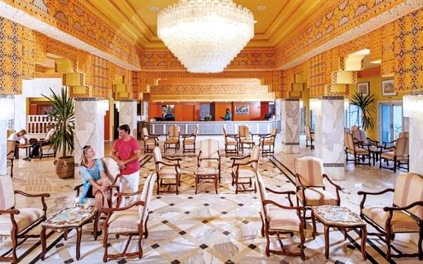 HOTEL WELCOME BAYA BEACH THALASSO & AQUAPARK, Djerba, Tunisko, Djerba, letecky, all inclusive3