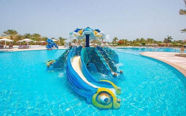 Hotel Pharaoh Azur Resort, Hurghada, Egypt, Hurghada, letecky, all inclusive3