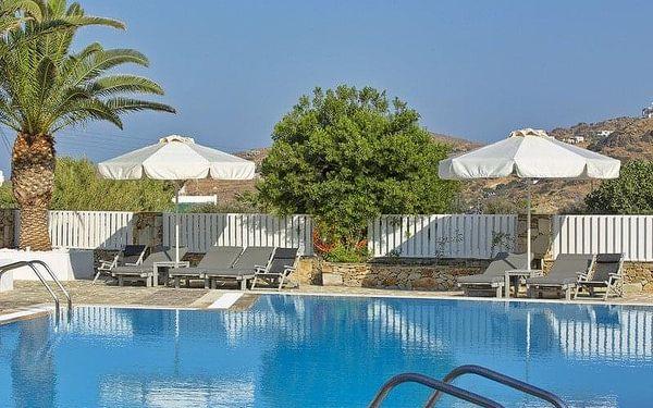 Dionyssos Hotel, Ios, Řecko, Ios, letecky, snídaně v ceně3