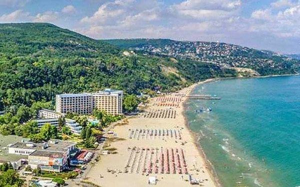HOTEL FLAMINGO GRAND HOTEL, Albena, Bulharsko, Albena, vlastní doprava, polopenze3