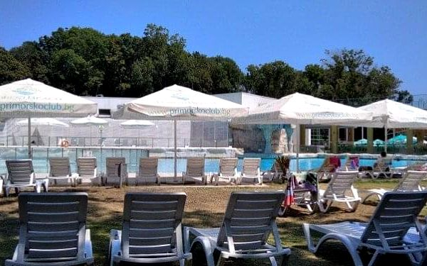 Hotel Forest Beach, Primorsko, Bulharsko, Primorsko, letecky, all inclusive3