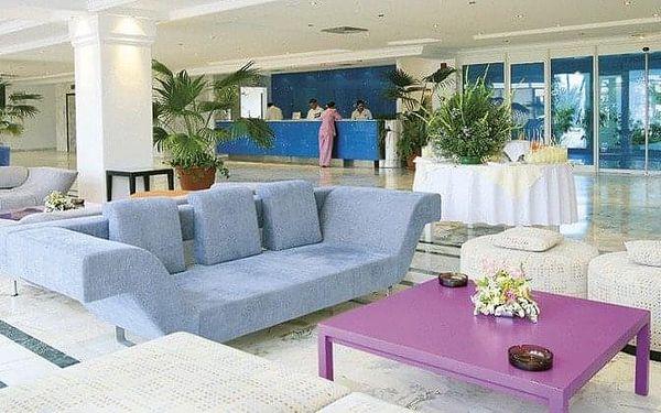 HOTEL ONE RESORT JOCKEY & AQUAPARK, Monastir, Tunisko, Monastir, letecky, all inclusive4