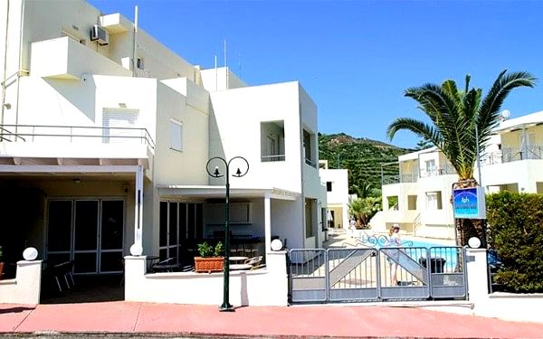 Apartmánový dům Blue Horizon, Kréta, Řecko, Kréta, letecky, bez stravy4