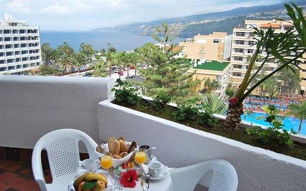BLUE SEA PUERTO RESORT, Tenerife, Kanárské ostrovy, Tenerife, letecky, snídaně v ceně2
