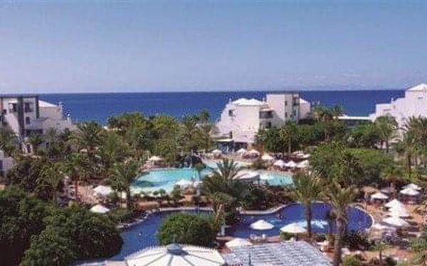 SEASIDE LOS JAMEOS PLAYA, Lanzarote, Kanárské ostrovy, Lanzarote, letecky, snídaně v ceně4