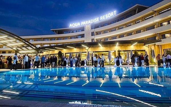 HOTEL AQUA PARADISE RESORT, Ravda, Bulharsko, Ravda, letecky, all inclusive3