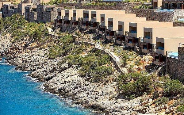 Daios Cove Luxury hotel, Kréta, Řecko, Kréta, letecky, polopenze4