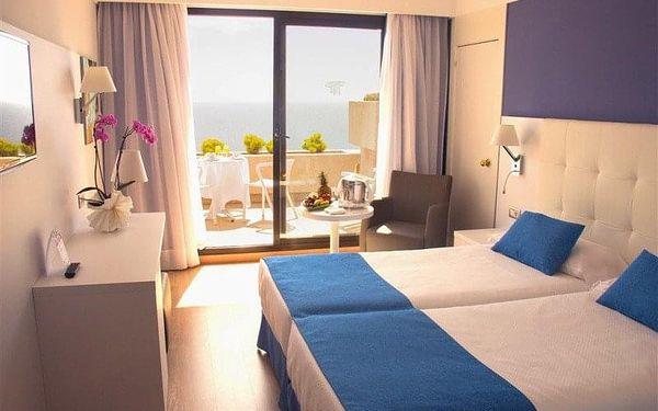 GRAND TEGUISE PLAYA, Lanzarote, Kanárské ostrovy, Lanzarote, letecky, polopenze5