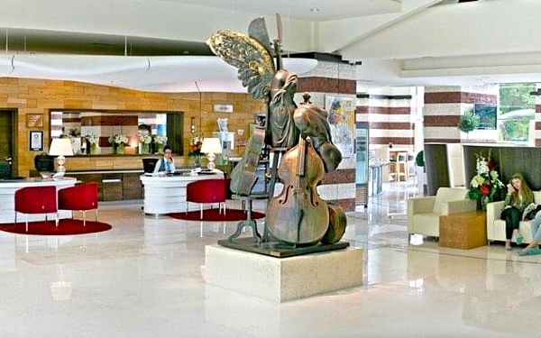 HOTEL FLAMINGO GRAND HOTEL, Albena, Bulharsko, Albena, vlastní doprava, polopenze4