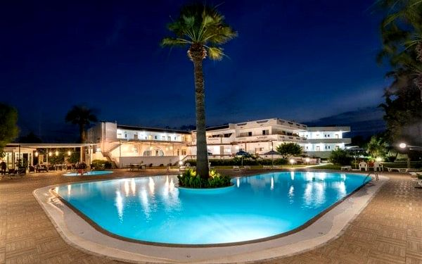 Hotel Sabina, Rhodos, Řecko, Rhodos, letecky, snídaně v ceně3