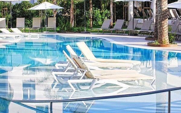 Hotel Caballero, Mallorca, Španělsko, Mallorca, letecky, polopenze2