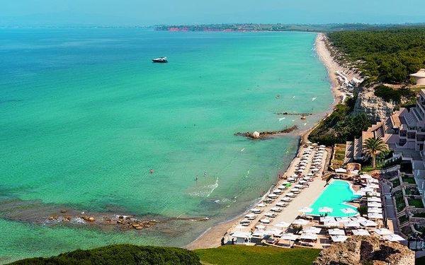 Sani Beach Hotel, Chalkidiki, Řecko, Chalkidiki, letecky, polopenze3