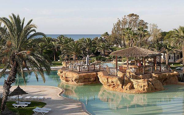 PHENICIA, Hammamet, Tunisko, Hammamet, letecky, all inclusive3
