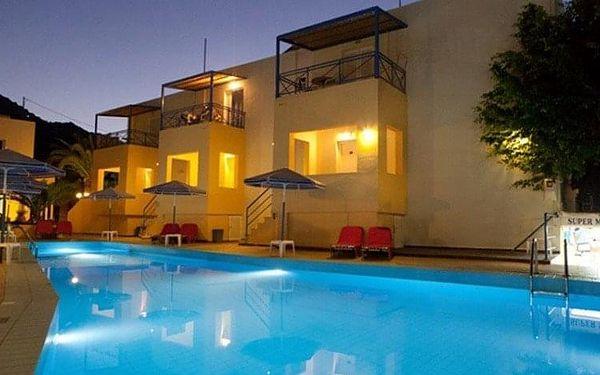 Apartmánový dům Blue Horizon, Kréta, Řecko, Kréta, letecky, bez stravy5