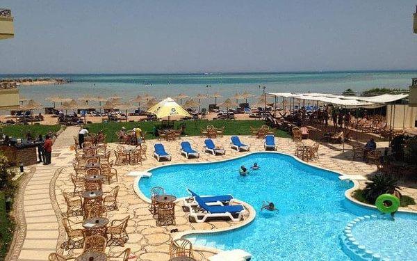 MAGIC BEACH, Hurghada, Egypt, Hurghada, letecky, all inclusive5