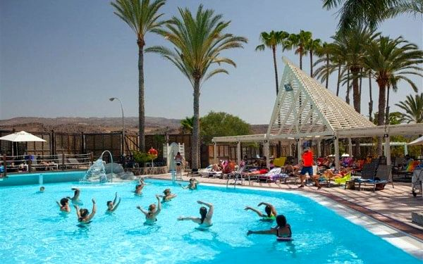ABORA CONTINENTAL BY LOPESAN HOTELS, Gran Canaria, Kanárské ostrovy, Gran Canaria, letecky, all inclusive5