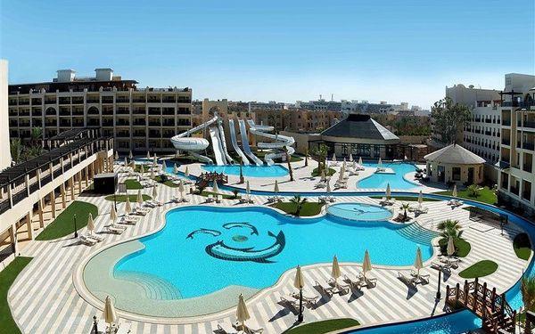 Steigenberger Aqua Magic, Hurghada, Egypt, Hurghada, letecky, all inclusive4