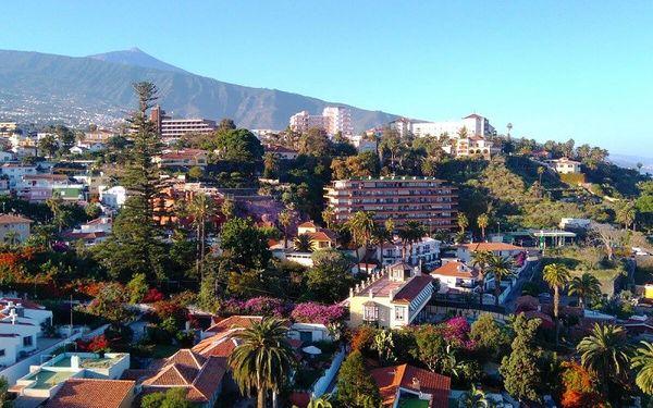 El Tope, Tenerife, Kanárské ostrovy, Tenerife, letecky, snídaně v ceně4
