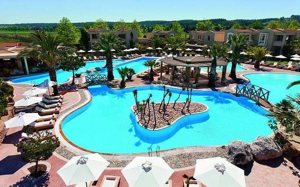 Porto Sani Hotel, Chalkidiki, Řecko, Chalkidiki, letecky, polopenze5