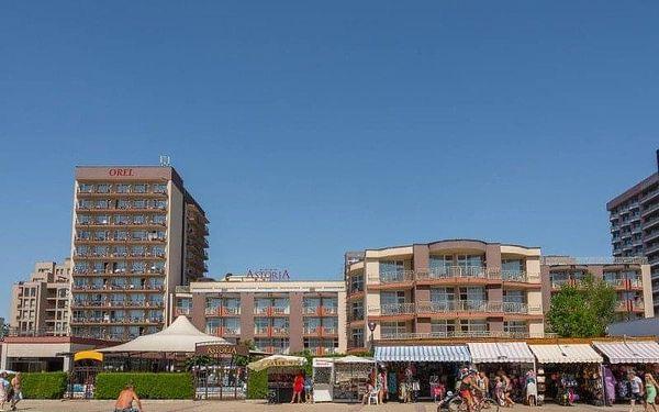 MPM OREL, Slunečné Pobřeží, Bulharsko, Slunečné Pobřeží, letecky, ultra all inclusive3