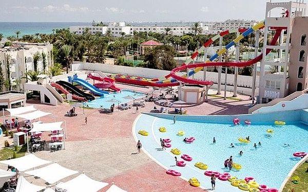 HOTEL LTI MAHDIA BEACH & AQUAPARK, Mahdia, Tunisko, Mahdia, letecky, all inclusive4