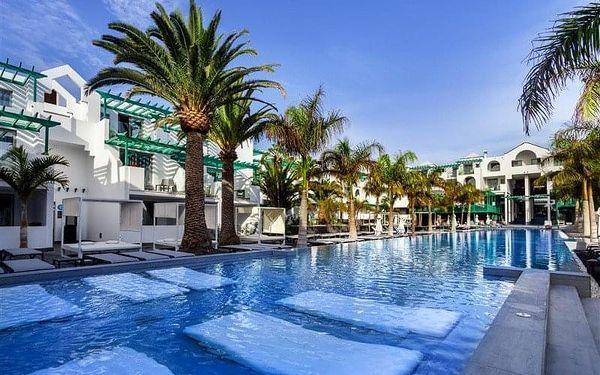 BARCELÓ TEGUISE BEACH, Lanzarote, Kanárské ostrovy, Lanzarote, letecky, polopenze5