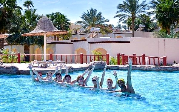 HOTEL PARROTEL BEACH RESORT, Sharm El Sheikh, Egypt, Sharm El Sheikh, letecky, all inclusive5