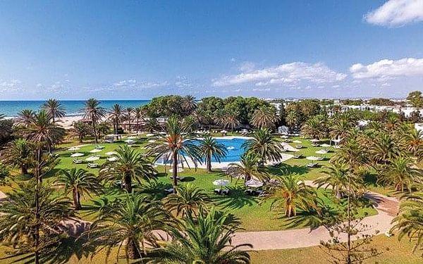 Tunisko - Hammamet letecky na 8-15 dnů, ultra all inclusive