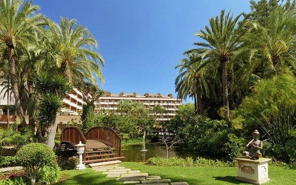 Botanico The Oriental Spa Garden, Tenerife, Kanárské ostrovy, Tenerife, letecky, snídaně v ceně4