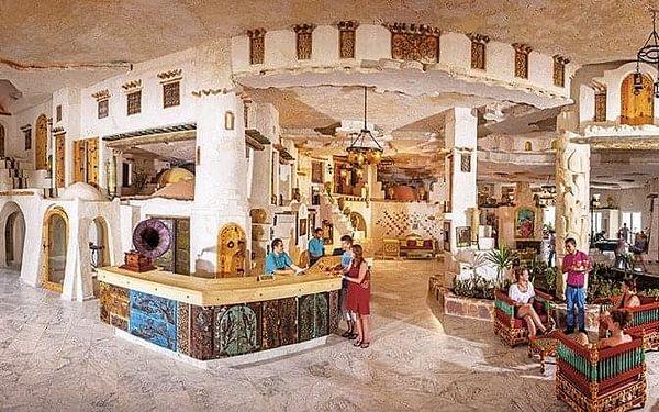 HOTEL WELCOME MERIDIANA & AQUAPARK, Djerba, Tunisko, Djerba, letecky, all inclusive3
