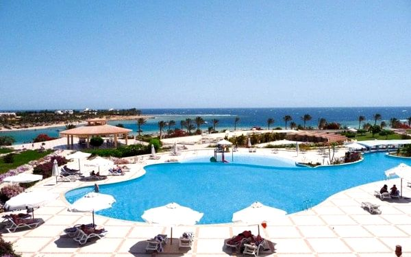 Hotel Royal Brayka Beach Resort, Marsa Alam, Egypt, Marsa Alam, letecky, all inclusive5