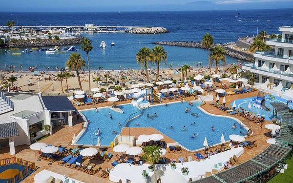 HOVIMA La Pinta Beachfront Family, Tenerife, Kanárské ostrovy, Tenerife, letecky, polopenze4