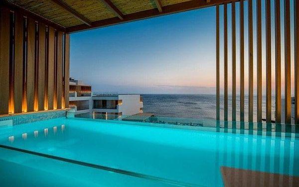 Akasha Beach Hotel & Spa, Kréta, Řecko, Kréta, letecky, polopenze5